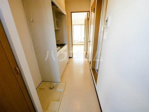リリックコート中根ヒルズ 202号室のキッチン