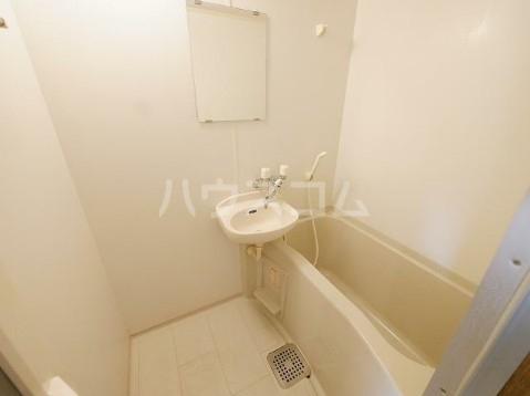 リリックコート中根ヒルズ 202号室の洗面所