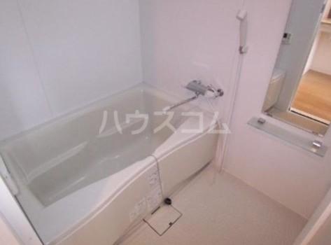 カスタリア尾山台 305号室の風呂
