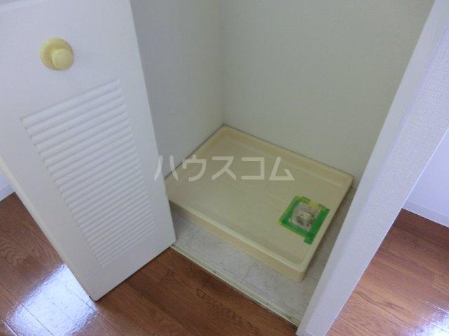 サンパーク駒沢 601号室の設備