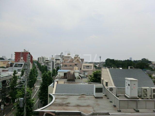 サンパーク駒沢 601号室の景色