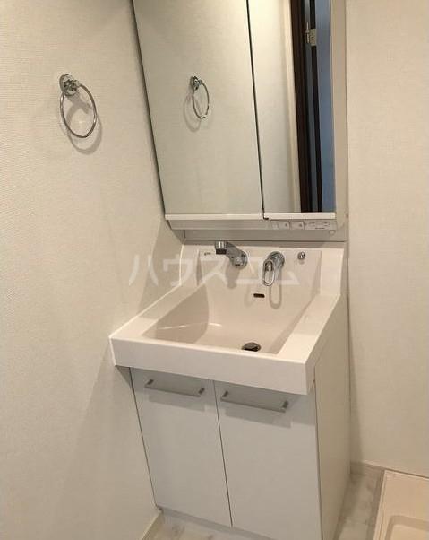 メゾン・コリーヌ等々力 202号室の洗面所