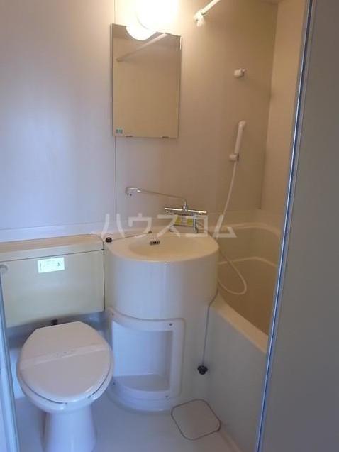 ジョイ尾山台 502号室の風呂
