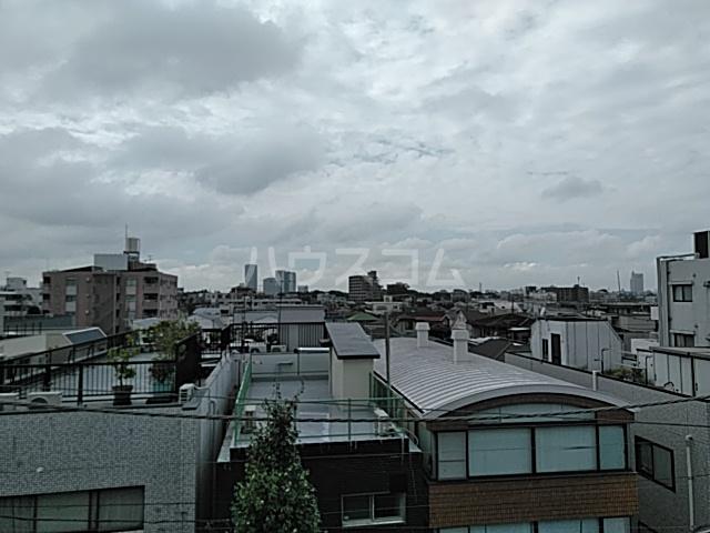 ジョイ尾山台 502号室の景色