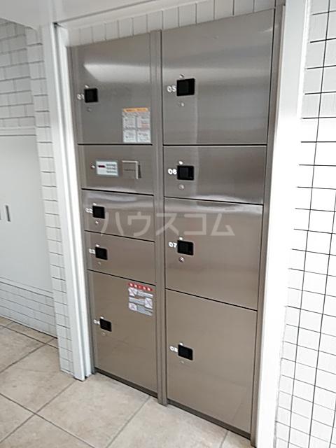 ジョイ尾山台 502号室の設備