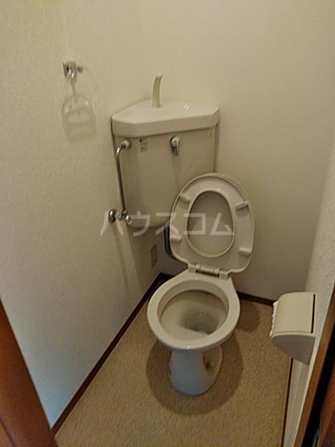 マイドリーム自由が丘 203号室のトイレ