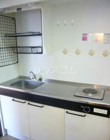 インペリオ田園調布 101号室のキッチン