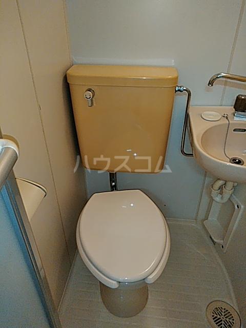 インペリオ田園調布 101号室のトイレ