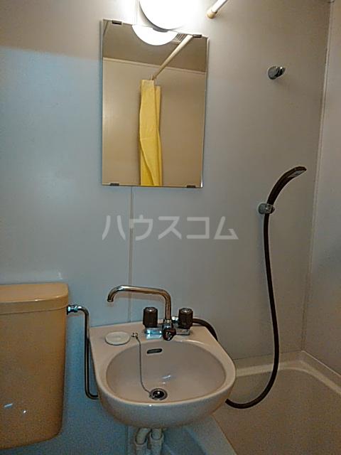 インペリオ田園調布 101号室の洗面所