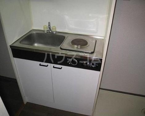 スカイコート都立大学第2 203号室のキッチン