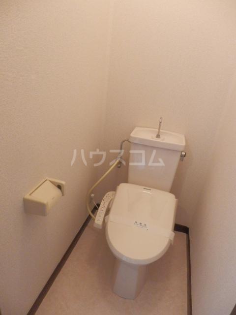 シェルドエル 103号室のトイレ