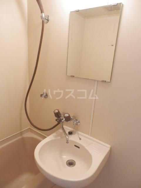 シェルドエル 103号室の洗面所