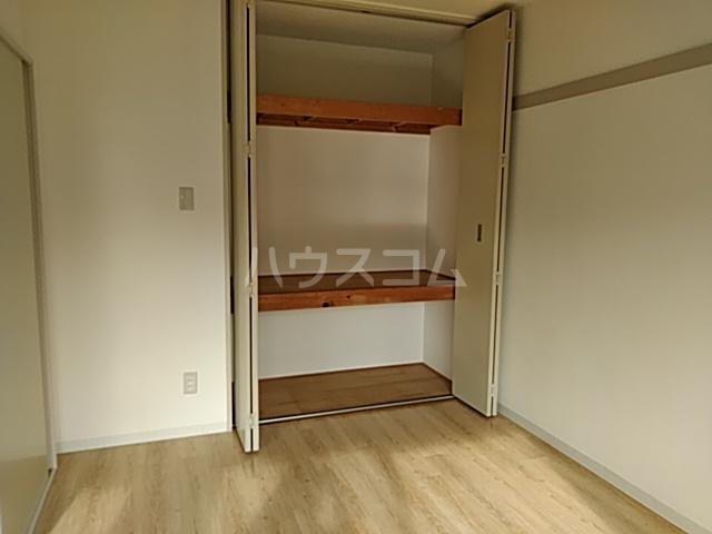 リバティヒル2 305号室の収納