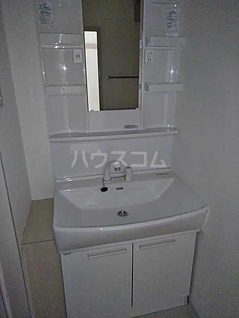 リバティヒル2 305号室の洗面所