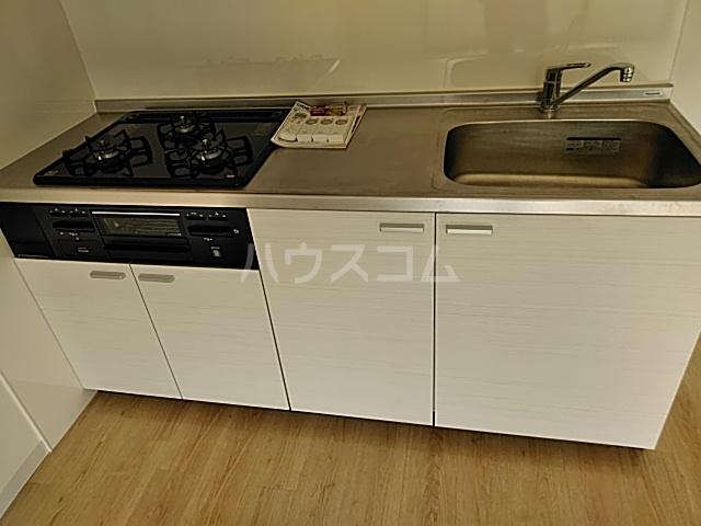 リバティヒル2 305号室のキッチン