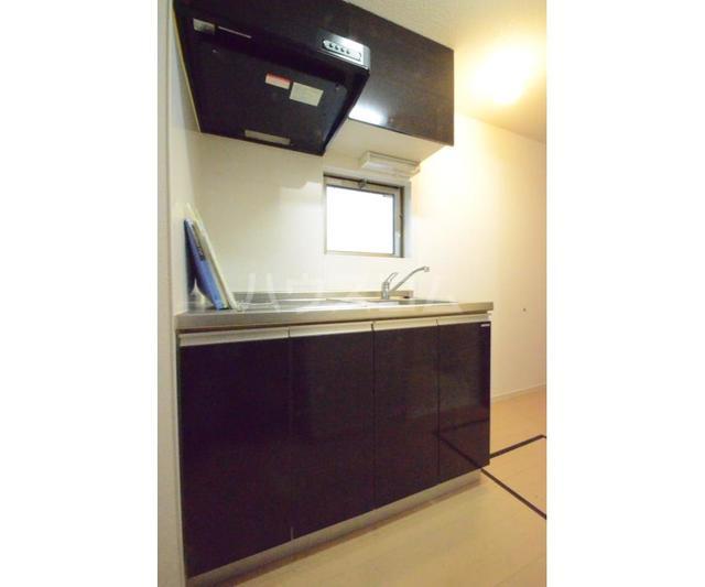 Y'scourt 103号室のキッチン