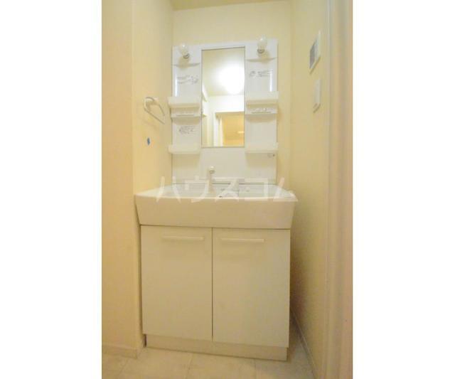 Y'scourt 103号室の洗面所