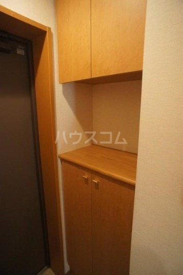 サンアベニュー田園調布 102号室の玄関