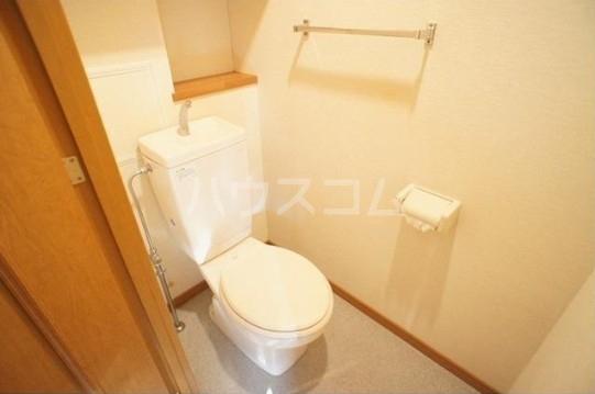 サンアベニュー田園調布 102号室のトイレ