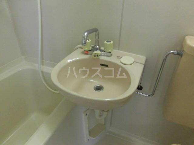 パシモントハウス 101号室の洗面所