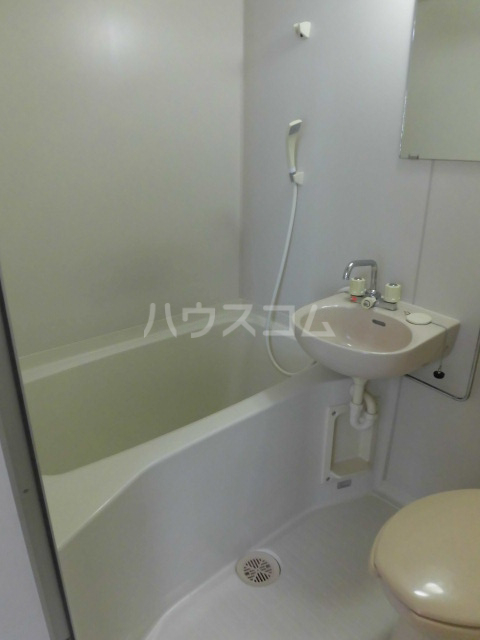 パシモントハウス 101号室の風呂