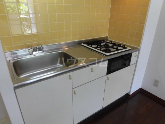 パシモントハウス 101号室のキッチン