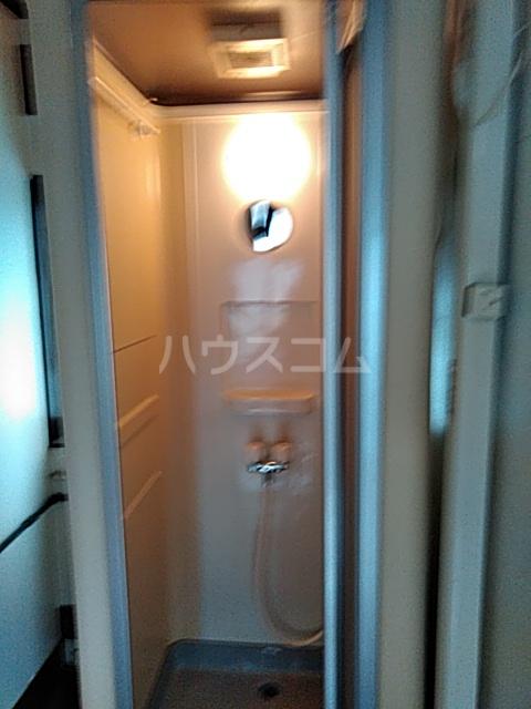 ドウェルさかえ 206号室の風呂