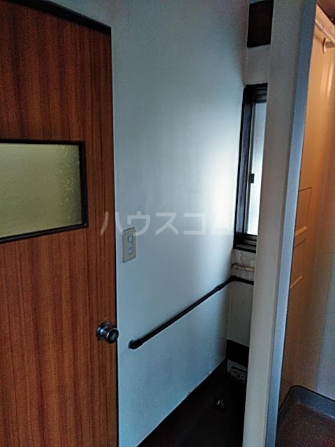 ドウェルさかえ 206号室の玄関