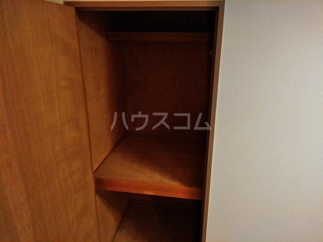 ハウス大岡山 105号室の収納