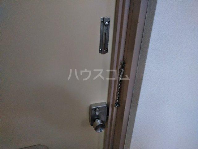 ハウス大岡山 106号室のセキュリティ