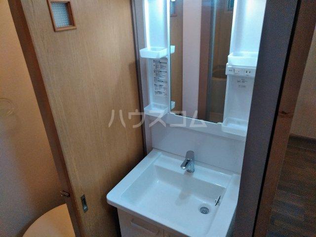 ハウス大岡山 106号室の洗面所