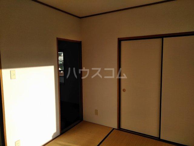 ハウス大岡山 407号室の居室