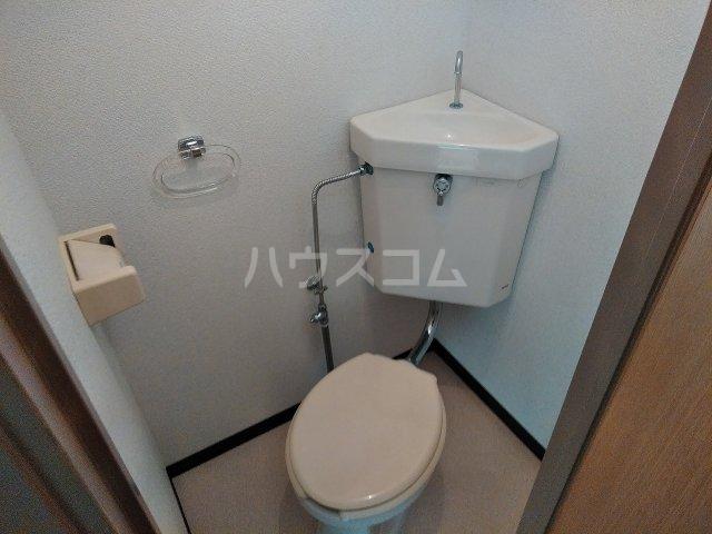 ハウス大岡山 407号室のトイレ
