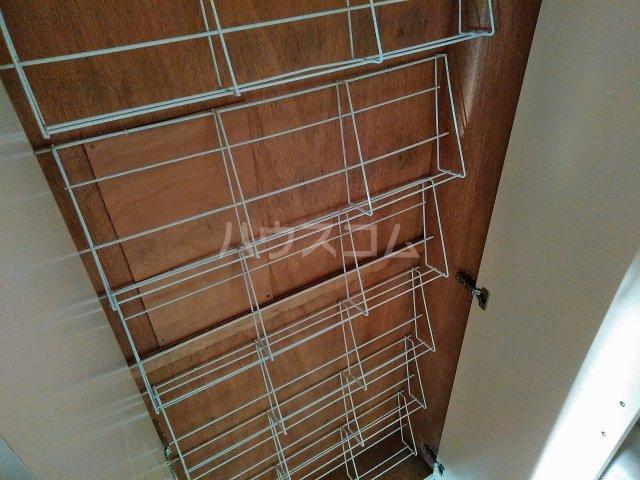 ハウス大岡山 407号室の収納