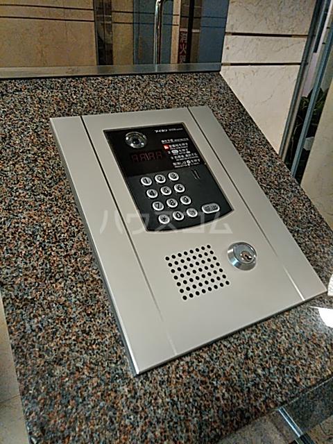 コンフォーレ 204号室のセキュリティ