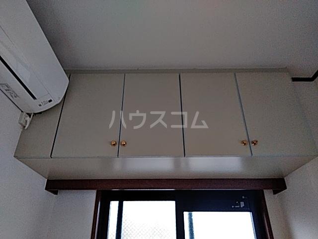 コンフォーレ 204号室の収納