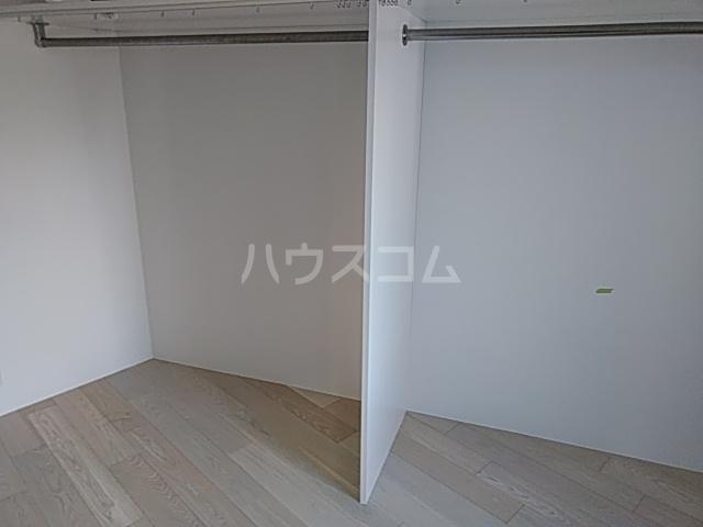 コミチテラス大岡山 07号室の収納
