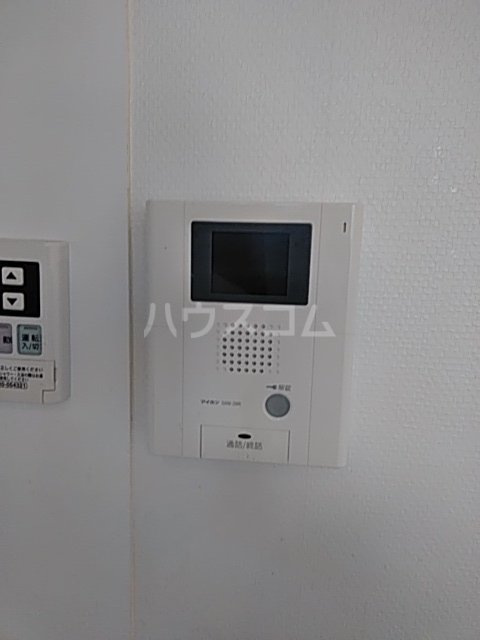 コミチテラス大岡山 07号室のセキュリティ