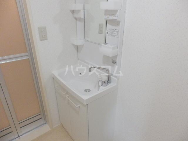 ネオハイツ玉堤 101号室の洗面所