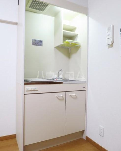 アイコート奥沢 104号室のキッチン