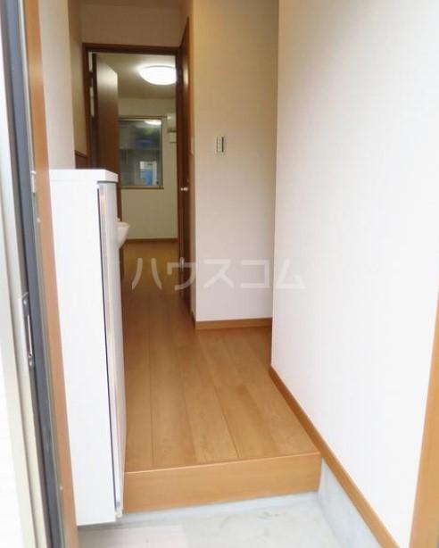アイコート奥沢 104号室の玄関