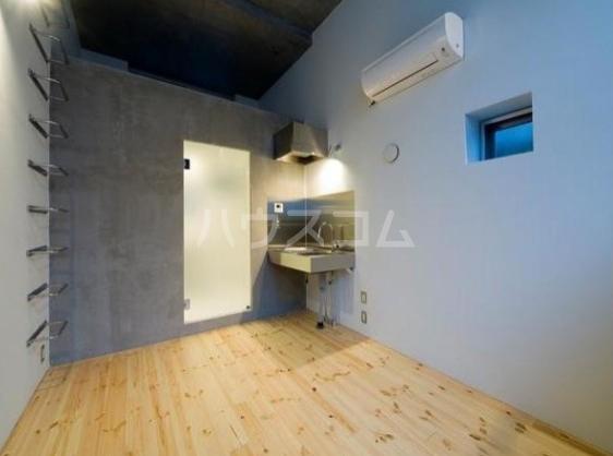T style 自由が丘 102号室のキッチン