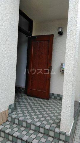 アルス(Ars)の玄関