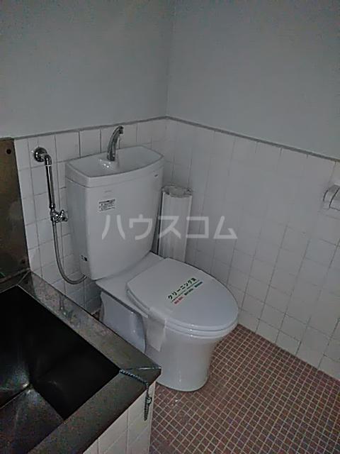ビジョンコーポ 302号室のトイレ