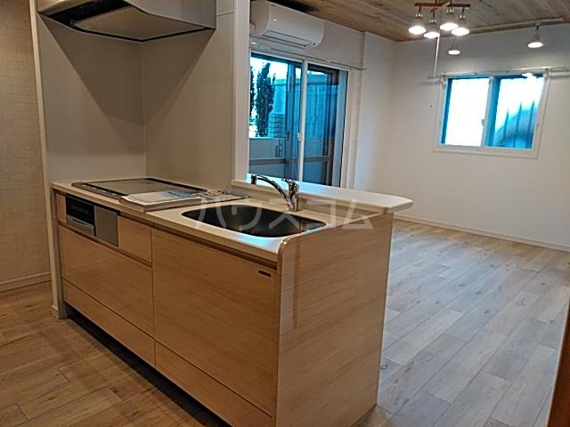 シャトーライフ自由が丘1 101号室のキッチン