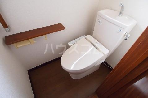 東玉川2丁目戸建のトイレ