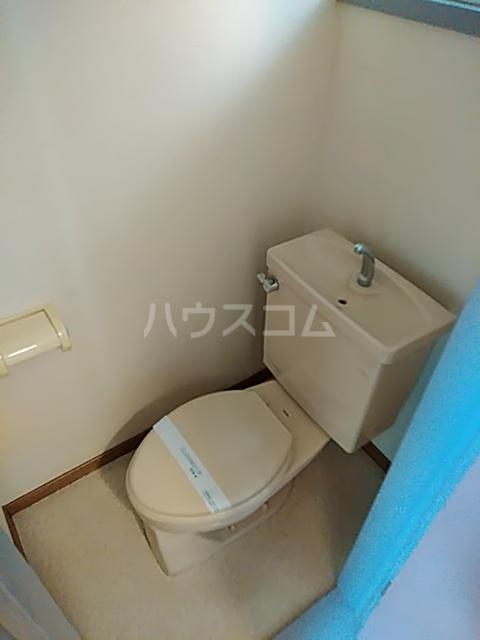 ビーンズハウスのトイレ