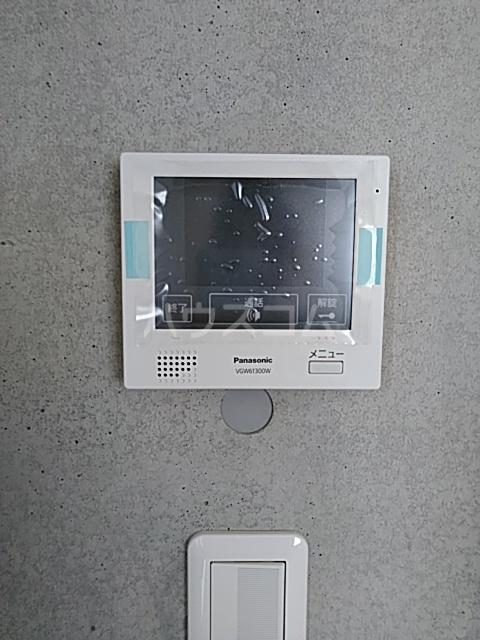 ウェルスクエアイズム奥沢 101号室のセキュリティ