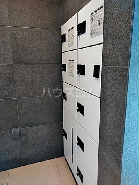 フェルクルールプレスト都立大学 203号室の設備