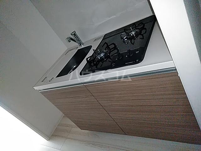 フェルクルールプレスト都立大学 205号室のキッチン